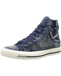 DIESEL - Magnete Exposure I Fashion Sneaker - Lyst