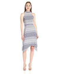 Jessica Simpson - Ity Dress With Hanky Hem - Lyst