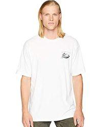 b3caf41e3f19 Lyst - Converse Essentials Supima Cotton Graphic Men s T-shirt in ...