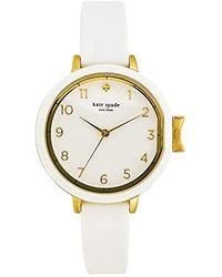 Kate Spade - Ladies Park Row Wrist Watch - Lyst