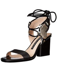 French Connection - Jalena Dress Sandal - Lyst
