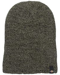 a3965bd4f9f11 Lyst - ASOS Esprit Slouch Beanie Hat in Black for Men