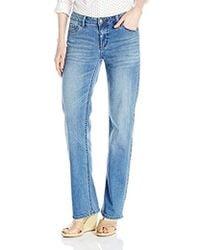837b8dd82d Lyst - Women s Wrangler Straight-leg jeans On Sale