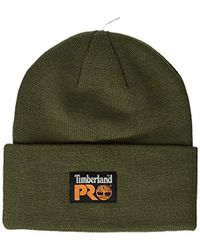 Timberland - Rib Knit Watch Hat Bl - Lyst