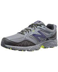 lowest price 42c6d 6b750 New Balance - 510v3 Trail Running Shoe - Lyst