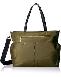 MILLY - Sold Stitch Diaper Bag - Lyst