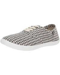 Billabong - Addy 2 (black/white) Women's Lace Up Casual Shoes - Lyst