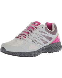 f5319c89d61b Lyst - Fila Memory Speedstride 2 Running Shoes (for Women) in White