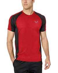 Peak Velocity - Vxe Cloud Run Short Sleeve Quick-dry Athletic-fit T-shirt - Lyst