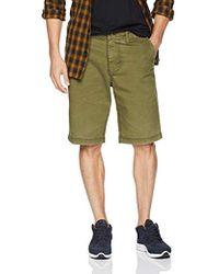 William Rast - Ken Fashion Chino Short, - Lyst