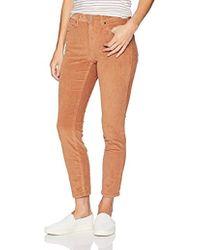 Volcom - Super Stoned Skinny Fit Ankle Denim Pant - Lyst