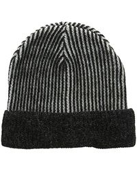 French Connection - Pocket Knit Lisa Beanie - Lyst
