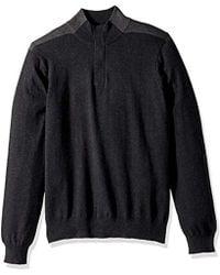 Perry Ellis - Color-block Sweater - Lyst
