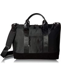 79c36d94ded Steve Madden Men's Duffel Bag in Black for Men - Lyst