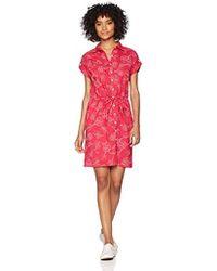 U.S. POLO ASSN. - Shirt Dress - Lyst
