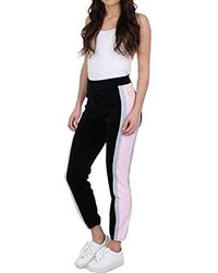 Juicy Couture - Black Label Velour Sporty Heritage Mid-rise Pant - Lyst