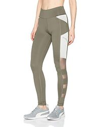 PUMA - Sharp Shape Tight Leggings, - Lyst
