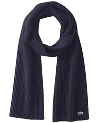 6f565ff9bf9 Classic Wool Ribbed Scarf