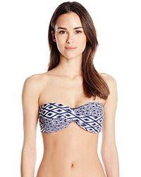 Sperry Top-Sider - Island Time Ikat Bandeau Bikini Top - Lyst