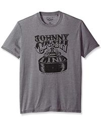 Lucky Brand - Cash Guitar Graphic Tee - Lyst