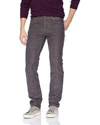 7c529460 Levi's Men's 514 Straight-leg Corduroy Pants in Brown for Men - Lyst