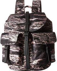 aab2a889114b Lyst - Herschel Supply Co. Herschel Dawson Pink Velvet Backpack in Pink