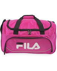 aab4abc2b2a4 Fila - Kelly 19-in Sports Duffel Bag Duffel Bag - Lyst