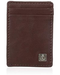Dockers - Front Pocket Wallet With Money Clip - Lyst