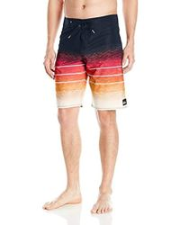 4b0d5ddeff Quiksilver Division Remix Vee Boardshort Swim Trunk in Blue for Men - Save  10% - Lyst