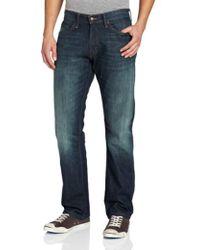 Levi's - 514 Straight Fit Jean - Lyst