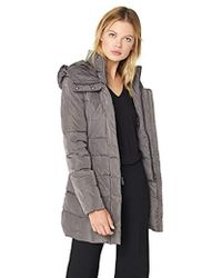 f844023d5 Women's Cole Haan Parka coats On Sale - Lyst
