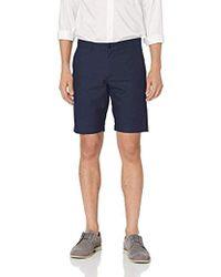 fc63680e40 Lyst - Weatherproof Vintage Canvas Belted Cargo Shorts in Blue for Men