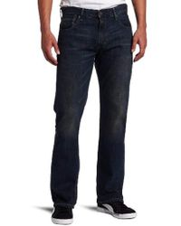 Levi's S 314 Plus Size Shaping Straight Jean Jeans - Blue