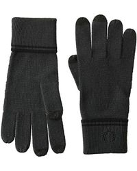 Fred Perry - Twin Tipped Merino Wool Gloves - Lyst