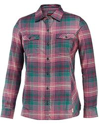 Wolverine - Autumn Long Sleeve Two-sided Brushed Flannel Shirt - Lyst
