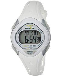 Timex - Mid-size Ironman Sleek 30 Resin Strap Watch - Lyst
