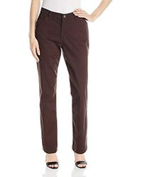Lee Jeans - Petite Relaxed Fit All Day Straight Leg Pant - Lyst