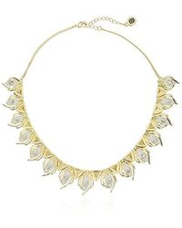 "House of Harlow 1960 - Risha Collar Necklace, 17"" + 2"" Extender - Lyst"