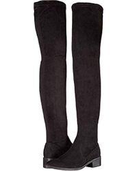 eb19c19dfda Lyst - Steve Madden Rikter Women Us 5.5 Tan Knee High Boot in Brown