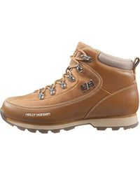 7d71bd9d1e Helly Hansen Rapide Mid Mesh Ht Hiking Boot in Black - Lyst