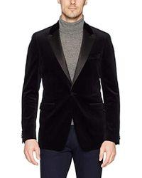 Theory - Velvet Tux Jacket - Lyst