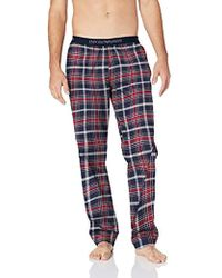 Emporio Armani - Yarn-dyed Woven-cotton Trousers - Lyst