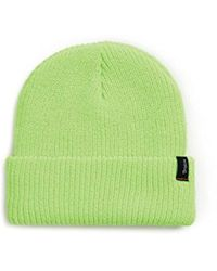a8d8a60565128 Lyst - Brixton Redmond Beanie in Green for Men