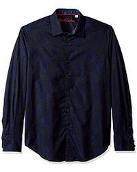 Robert Graham - Monte Long Sleeve Classic Fit Shirt - Lyst