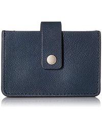 Fossil - Mini Tab Wallet - Lyst