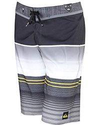 303901170940 Quiksilver Everyday Stripe Vee 21 Boardshorts for Men - Save 45% - Lyst