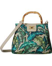 Sam Edelman - Lois Bamboo Top-handle Mini Bag - Lyst