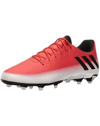 3135a364e13 Lyst - adidas Messi 16.2 Fg Soccer Shoes in Red for Men