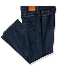 Lucky Brand - Big & Tall 181 Relaxed Straight Jean In Aliso Viejo - Lyst
