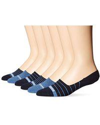 Ben Sherman - 6 Pack Annapur Loafer Socks - Lyst
